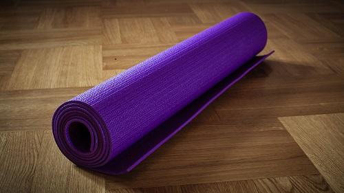 tapis yoga naturel